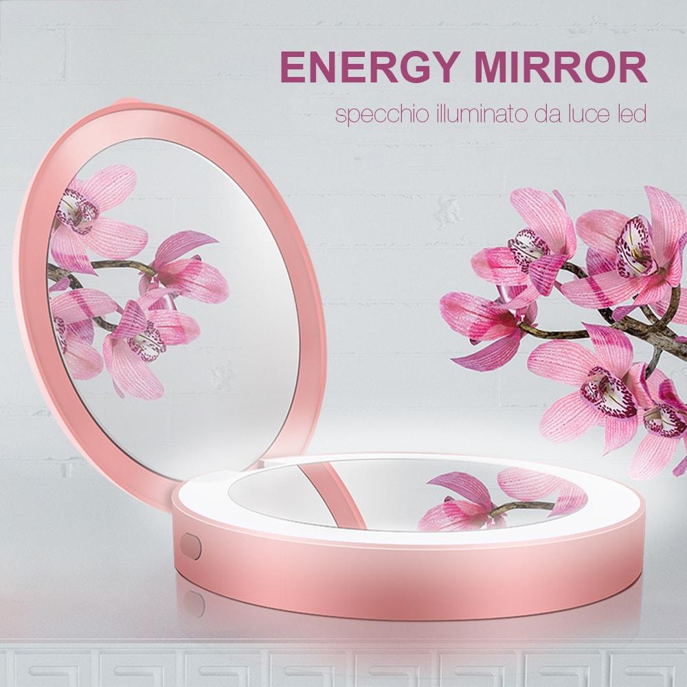 (DSC) ENERGY MIRROR 2X1