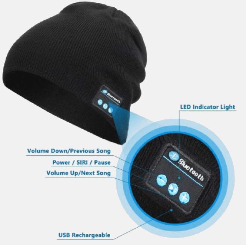 (B.GUD) TECHNICAL HAT