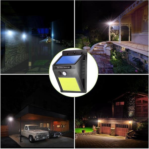 (VIGARO) SOLAR POWER LIGHT 5X1